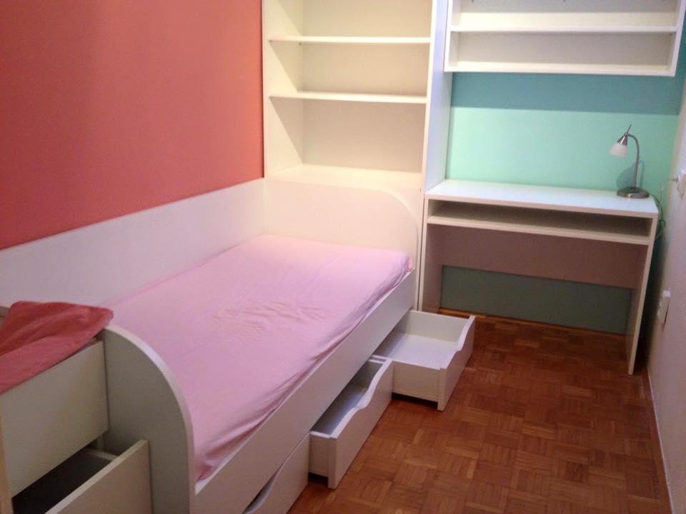 dekliška soba